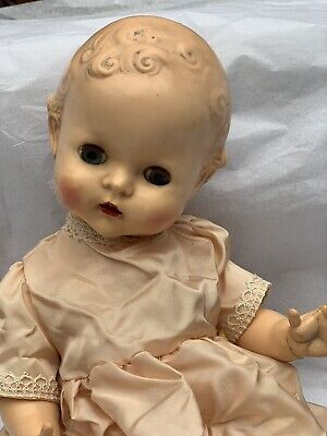 Vintage  Pedigree Doll Needs TLC