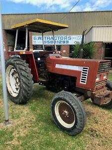 FIAT AGRI 566 2WD TRACTOR