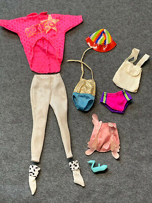 Vintage Barbie Clothing/Mixed Lot 10 pieces