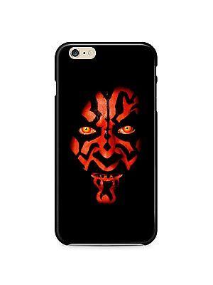 Star Wars Sith Darth Maul Iphone 4 4s 5 5s 5c 6 6S 7 8 X XS Max XR Plus Case - Star Wars 7 Sith