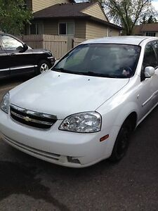 Chevy Optra Wagon