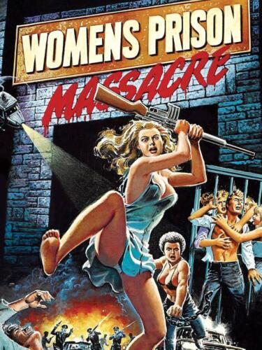WOMEN PRISON MASSACRE -35MM MOVIE -ENGLISH-