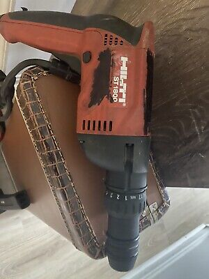 Hilti St1800 Corded Adjustable Torque 14 Hex Screwdriver Screw Gun Power Tool