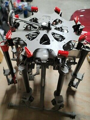 dji s1000 Drone with Sony nex 7 camera with A2 Euphemistic pre-owned. 8 blades