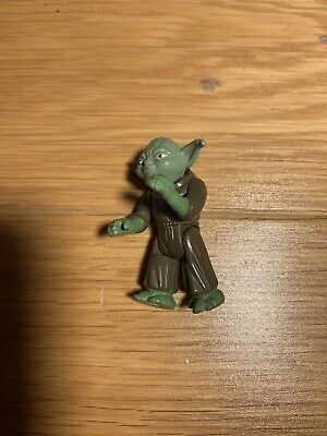 Vintage Star Wars Figure - Yoda - Original