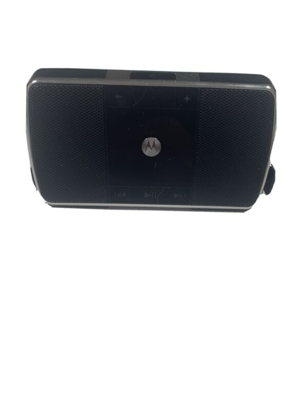 Motorola EQ5 Bluetooth Speaker used