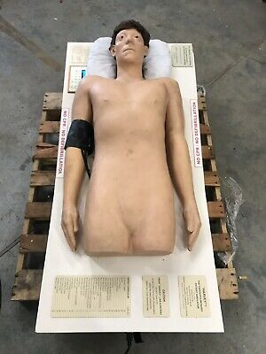 Laerdal Harvey Cardiopulmonary Patient Simulator Training Manikin