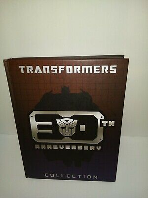 Transformers 30th Anniversary Collection Hardcover