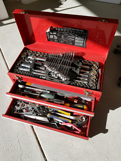 Full Tool Box, all used good condition