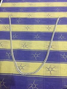 Sterling Silver Chain Landsdale Wanneroo Area Preview