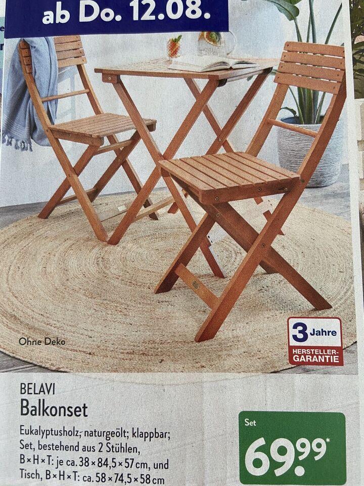 Maritim! Shabby Gartenmöbel aus Holz! in Schleswig-Holstein - Neumünster
