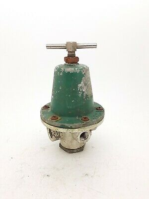 Vintage Rego Regulator Ammonia No. Aa1584ew Delivery Pressure 1-25 400 Psig