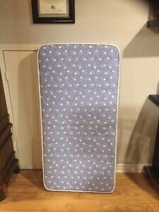 Last price drop*A+ condition Baby crib mattress/toddler bed size