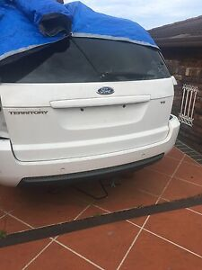 Ford territory complete tail gate 06 Cordeaux Heights Wollongong Area Preview