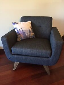 Brand New Mid-century Modern Accent Chair