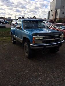 1991 step side chev