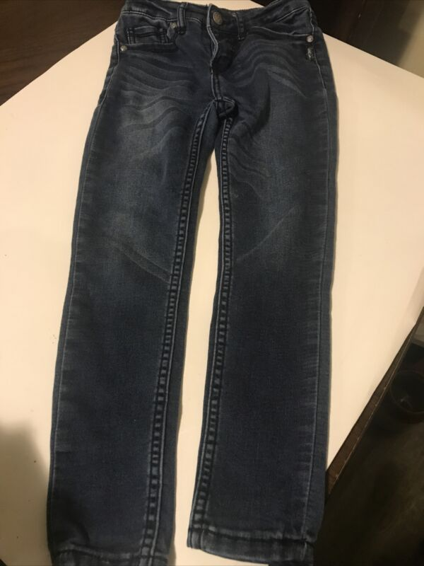 Silver Amy Toddler Jeans Size 6x