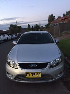 2010 FORD FALCON G6E SERIES 2 PETROL AND LPG REGO TILL 8-1-20