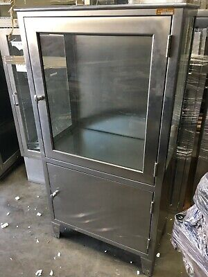 Stainless Steel Cabinet 5 X 30 X 17