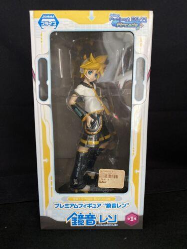 """Sega Hatsune Miku Project Diva Arcade Premium PM Figure 7.5/"""" Male Kagamine Len"""