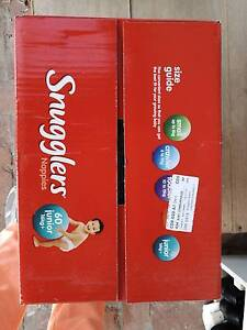2 boxes of Baby nappies unpacked for sale Broadview Port Adelaide Area Preview