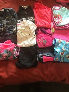 Girls size 6/7 summer lot - 16 pieces