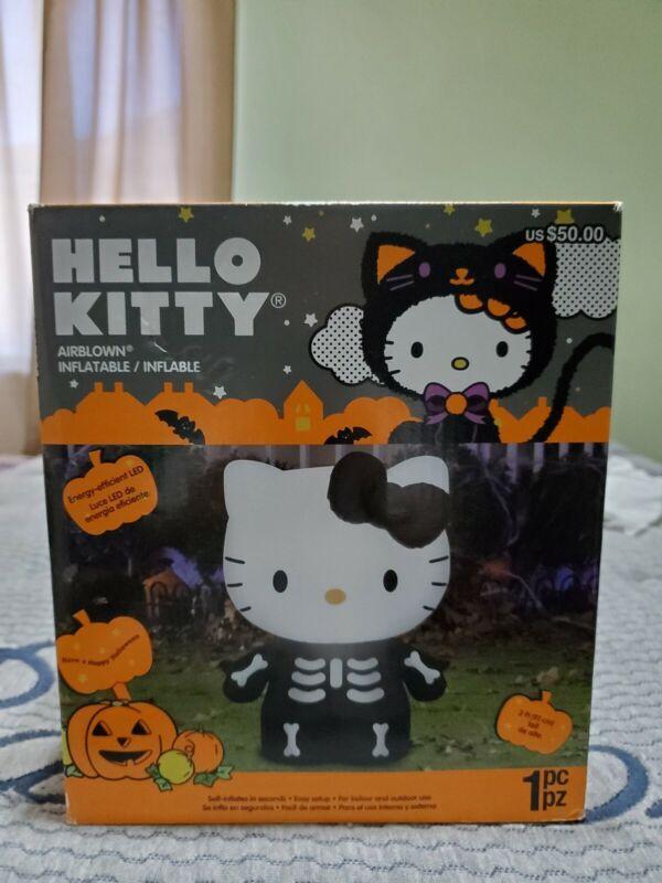 Hello kitty Halloween Airblown Inflatable 3ft Tall