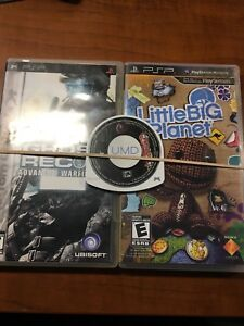 Psp Sony games lot