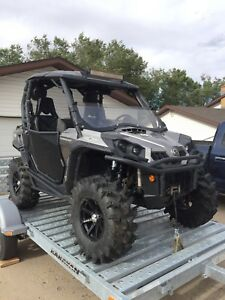 2012 Can am Commander 1000 Limited