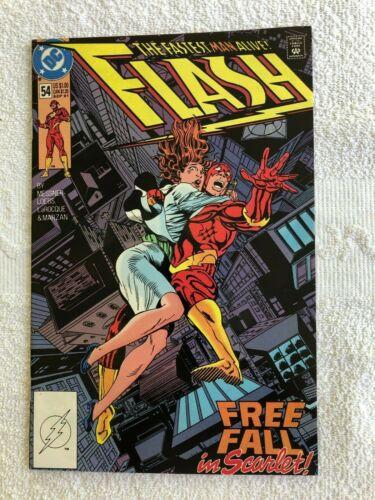 Flash #54 (Sept 1991, DC) VF 8.0