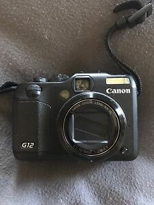 Canon G12, like new!