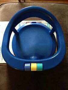 safety 1st swivel bath seat baby or toddler tub ring ebay. Black Bedroom Furniture Sets. Home Design Ideas