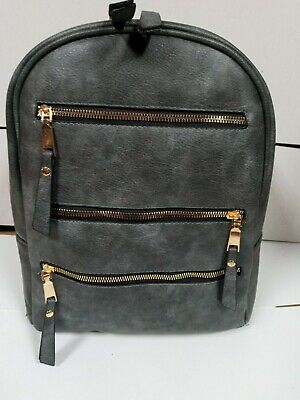 BACK PACK GREAT FOR SCHOOL WORK OR TRAVEL ATTRACTIVE PRACTICAL ROOMY