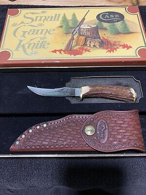 Case STAG 1980 Small Game Knife SUPER RARE Case Knife 10 Dot