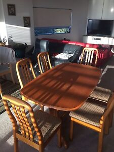 6 seater table and chairs Little Bay Eastern Suburbs Preview