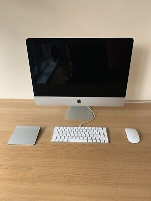"Apple iMac 21.5"" (Late 2015) Retina 4K 8gb - Excellent Con. Mouse and Trackpad"