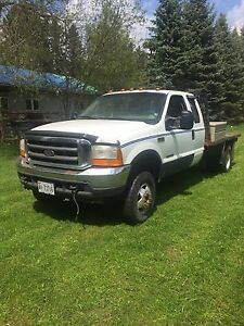 2002 Ford F-350 dually 4x4