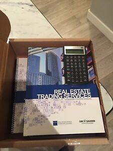 2017 BC Real Estate course package