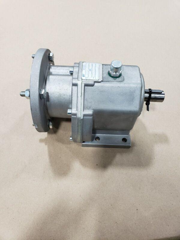 SITI Gearbox Speed Reducer 49.1 Ratio #1414CGTK A26PR2