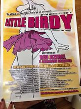 Little Birdy band poster Ringwood Maroondah Area Preview