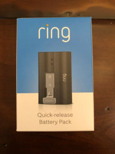 NEW! Ring OEM Quick Release Battery Pack
