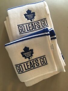 TORONTO MAPLE LEAF SCARFS
