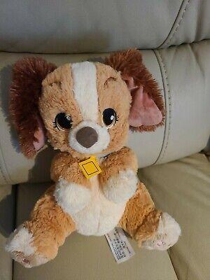 Disney's Lady and the Tramp Plush Medium Stuffed Animal 12 inch