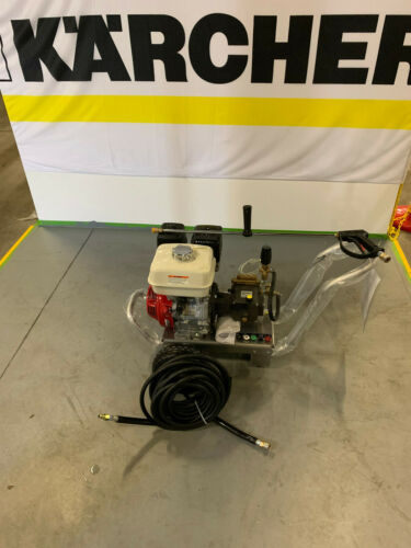 Karcher HD 3.5/30 G Cold Water Gas Powered Pressure Washer 1.107-272.0