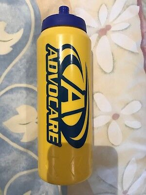 Advocare Water Bottle (Yellow)](Yellow Water Bottle)
