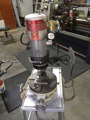Dumore Series 20 Model 8261 Automatic Drill Press