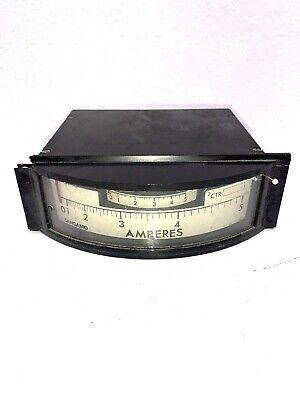 Sangamo Adf-7 Ampere Demand Meter 9081852100