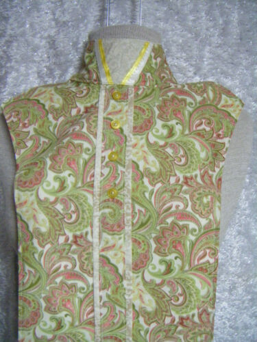 Hunt English Dickie Ratcatcher Reversible Greens/ Yellow/Red/Off-White, etc.