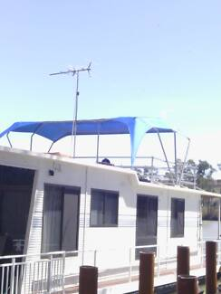 Houseboat Canopy