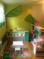Daycare 7.75$ a day in Lachine